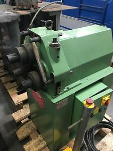 Comac Angle Roll Bender 3001ph 1 3 8 X 1 3 8 X 5 32