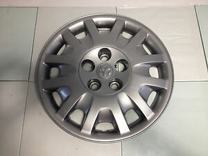 03 07 Chrysler Town Country Universal Wheel Covers 16 Genuine Oem 04766336aa