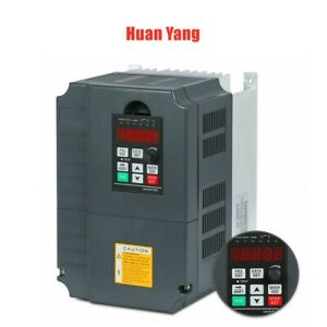 7 5kw 220v 10hp 34a Vfd Variable Frequency Drive Inverter Ce Quality