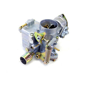 Vw Volkswagen 34 Pict 3 Carburetor 12v Electric Choke With Gasket