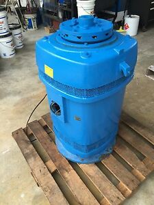 60hp Premium Efficiency Hight Thrust Electric Motor