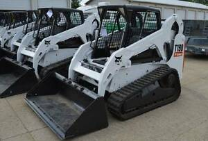 Refurbished 2011 Bobcat T190 Compact Track Loader a3ln37518