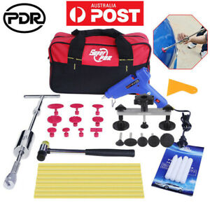 Pdr Tools Slide Hammer Puller Hail Ding Set Paintless Dent Repair Removal Kits