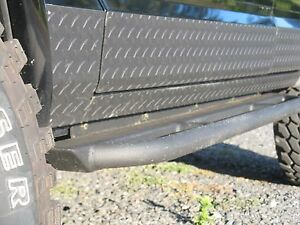 Pair Of 1984 2001 Jeep Cherokee Xj Rock Sliders