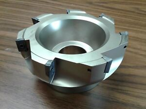 5 90 Degree Indexable Face Shell Mill face Milling Cutter Apkt z 2526 4035