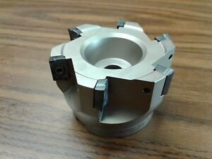3 90 Degree Indexable Face Shell Mill face Milling Cutter Apkt z 2526 4025