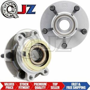 2x For 2004 2009 Nissan Quest Front Wheel Hub Bearing Assembly Unit Pair Murano