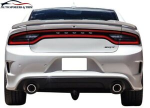 553 Painted Factory Style Hellcat Spoiler Fits The 2011 2019 Dodge Charger
