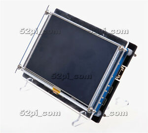 5 Inch Lcd Touch Screen Display For Banana Pi And Raspberry Pi Acrylic Bracket