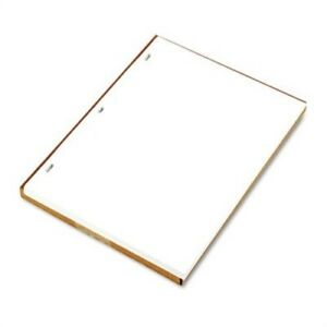 Ledger Sheets For Corporation And Minute Book White 11 X 8 1 2 100 Sheets