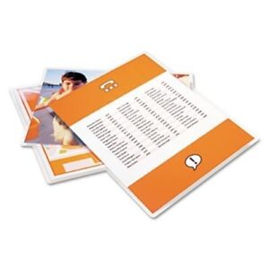 Laminating Pouches 5 Mil 9 X 11 1 2 100 pack X 2