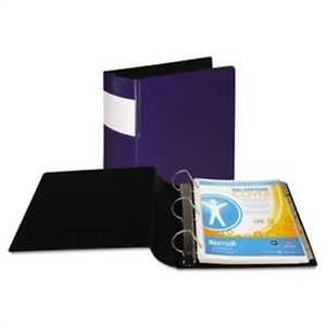 Top Performance Dxl Locking D ring Binder With Label Holder 3 Cap Dark Blue X2