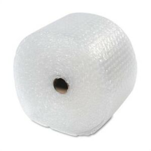 Recycled Bubble Wrap Light Weight 5 16 Air Cushioning 12 X 100ft