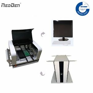Neoden4 Smt Pick And Place Machine Vision System 13 Feeders Free Shipping