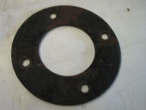 Pontiac 400 455 Crank Pulley 4 Bolt Spacer Ring