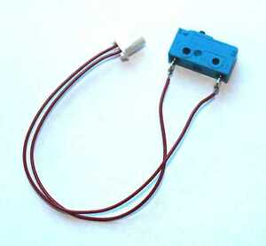 Cherry Miniature Micro Switches Lot Of 3