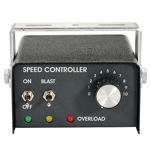 Boss Meyer 34403 Speed Controller For Tgs Salt Spreaders And Other Uses