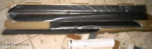 Land Rover Lr2 Freelander 2 Oem Genuine Black Side Body Side Mouldings Brand New