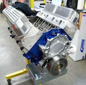 500hp Small Block Ford Custom 427 Stroker Engine Complete Mustang Cobra 351 408