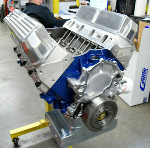 427 Small Block Ford Custom Stroker Crate Engine Complete Mustang 351w 500hp