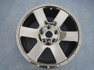 1 2002 2003 2004 2005 2006 2007 2008 Dodge Ram 1500 Factory Oem Wheel Rim 97302