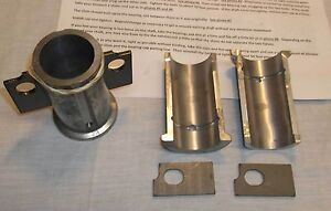 4 Piece Main Bearing Set John Deere 1 5 Hp E Hit Miss Gas Engine New Design