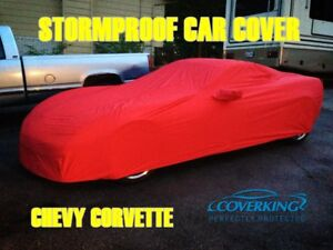Coverking Stormproof Outdoor Custom Fit Car Cover For Chevy Corvette