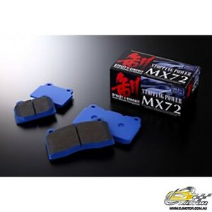 Endless Mx72 For Gt r R35 vr38dett 12 07 Rcp117 Front