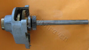 Briot Accura Cx Lens Edger Right Side lens Spindle Assemblyy