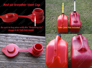 New air Breather Gas Can Vent Cap Midwest Blitz Wedco Scepter Briggs Stratton
