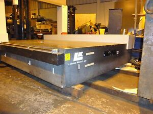 Cmm Lk G80c W vibration Isolation System 11 x8 x11 high 19 thick