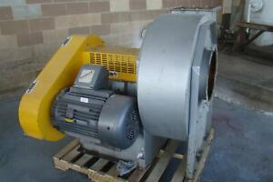 Cincinnati Fan Industrial Blower 40 Hp Amps 101 94 47