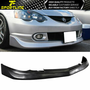 Fits 2002 2004 Acura Rsx Mug Style Front Bumper Lip Spoiler Poly Urethane
