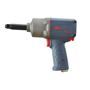 1 2 Quiet Titanium Impact Wrench With Extended Anvil Irt2235qtimax 2 New