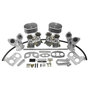 Aa Dual 40mm Dual Carburetor Kit Vw Type 1 idf Copy