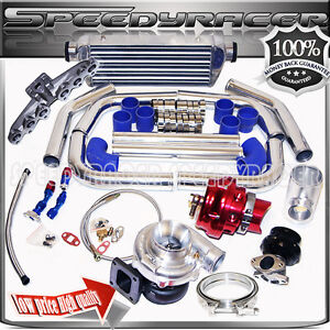 For 93 98 Toyota Supra Cast Manifold Turbo Kits For Dohc 2jz Gte Only
