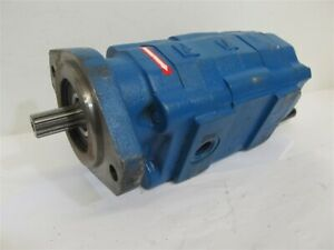 Permco Inc P5100 Series Tandem Hydraulic Pump