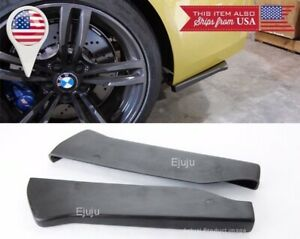 12 5 Rear Bumper Lip Apron Splitter Diffuser Valence Bottom Line For Vw Porsche