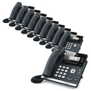Yealink Sip t42g 10 Pack Ultra elegant Gigabit Ip Phone
