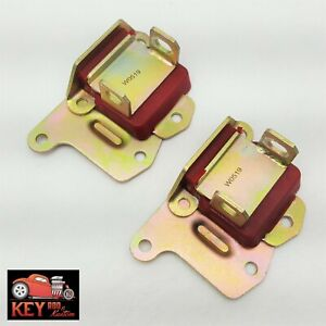 Sbc Bbc Polyurethane Engine Motor Mounts Pair Small Big Block Chevy 350 454