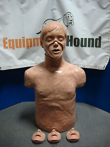 Simulaids Adam Cpr Training Manikin