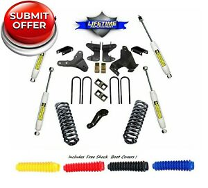 Superlift 4 5 Suspension Lift Kit For 1989 1990 Ford Bronco Ii 4x4 Made Usa
