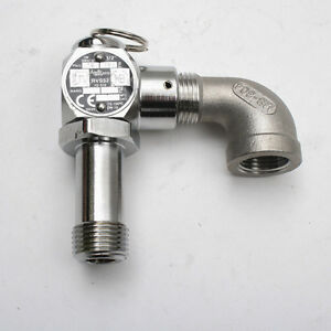 Henny Penny 16928 1 2 In Fryer Relief Valve Same Day Shipping