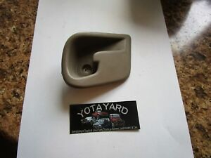 1997 2002 Toyota 4runner Left Rear Cargo Cover Holder Trim 64946 35020 Yota Yard