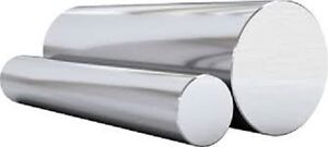 Alloy 304 Stainless Steel Solid Round Bar 1 1 2 X 49 1 4 1h5