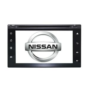 Oem Replacement Double Din Touch Screen Gps Radio For Nissan Cube 2009 2011