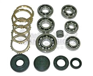 Rebuild Kit Chevy Tracker Suzuki Sidekick Vitara 4x4 5 Speed Transmission 65mm