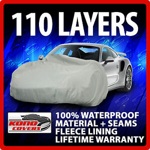 Ferrari 365 Gt 2 2 1967 1971 Car Cover 100 Waterproof 100 Breathable