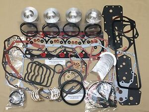 Fit Cummins 4bt 3 9 4 Cylinder Automotive Overhaul Kit Rebuild Kit Hot Rod
