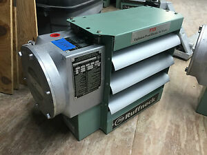 New Ruffneck Fx5 Explosion proof Electric Air Heater Model Fx5 480360 100 wt